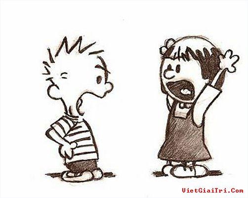 """Không chỉ có phái nữ biết giận dỗi mà nam giới nhiều khi dưới áp lực của công việc cũng có thể trở nên cáu gắt với một nửa của mình. Vậy phải làm gì khi chàng nóng giận? Bạn đừng nên """"cả giận mất khôn"""" và hãy thật mềm mỏng với tính khí tức thời này của chàng nhé. Sau đây là những câu nói bạn cần kiêng kị khi chàng nóng giận."""