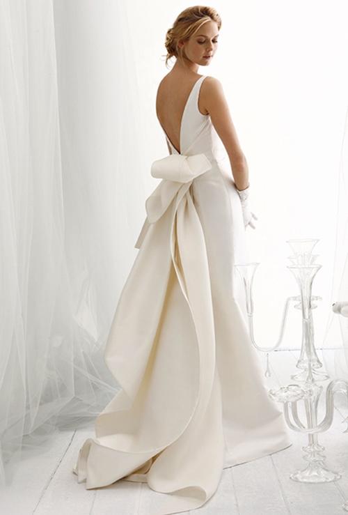 Váy cưới đơn giản vẫn đẹp lộng lẫy - 10