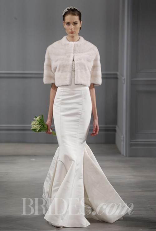 Váy cưới đơn giản vẫn đẹp lộng lẫy - 4