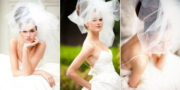 Tóc búi cho cô dâu vẻ đẹp vừa tinh khiết vừa sang trọng