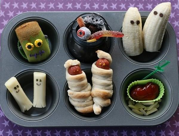 Sê-ri những ý tưởng siêu độc nhân dịp Halloween 5