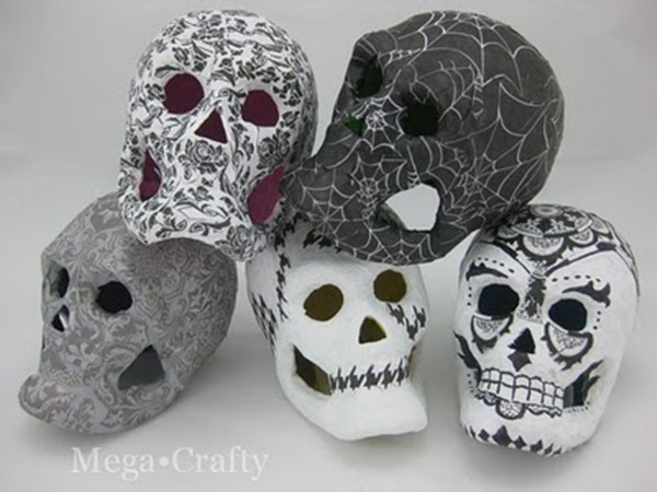 Sê-ri những ý tưởng siêu độc nhân dịp Halloween 13