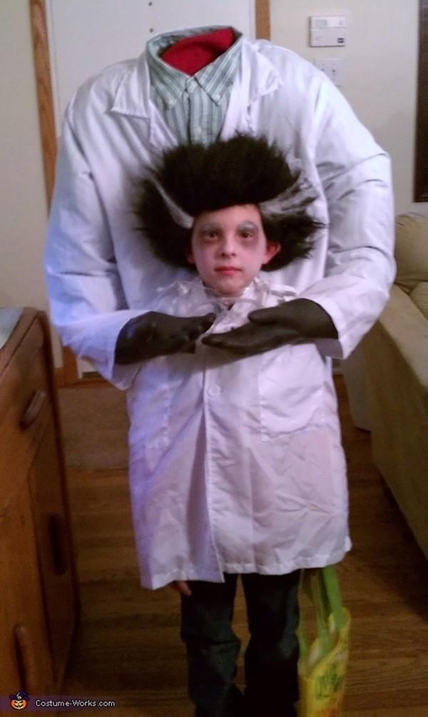 Sê-ri những ý tưởng siêu độc nhân dịp Halloween 20