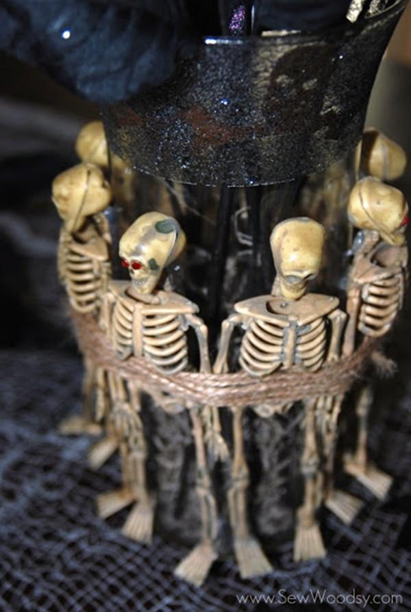 Sê-ri những ý tưởng siêu độc nhân dịp Halloween 17