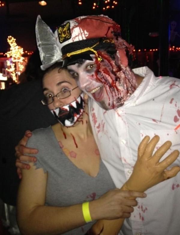Sê-ri những ý tưởng siêu độc nhân dịp Halloween 25