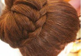 Hướng dẫn búi tóc theo phong cách nữ hoàng