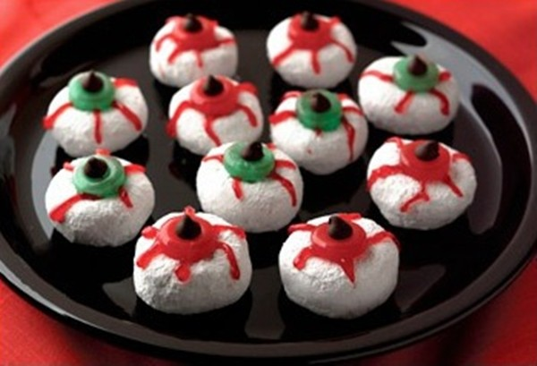Sê-ri những ý tưởng siêu độc nhân dịp Halloween 6