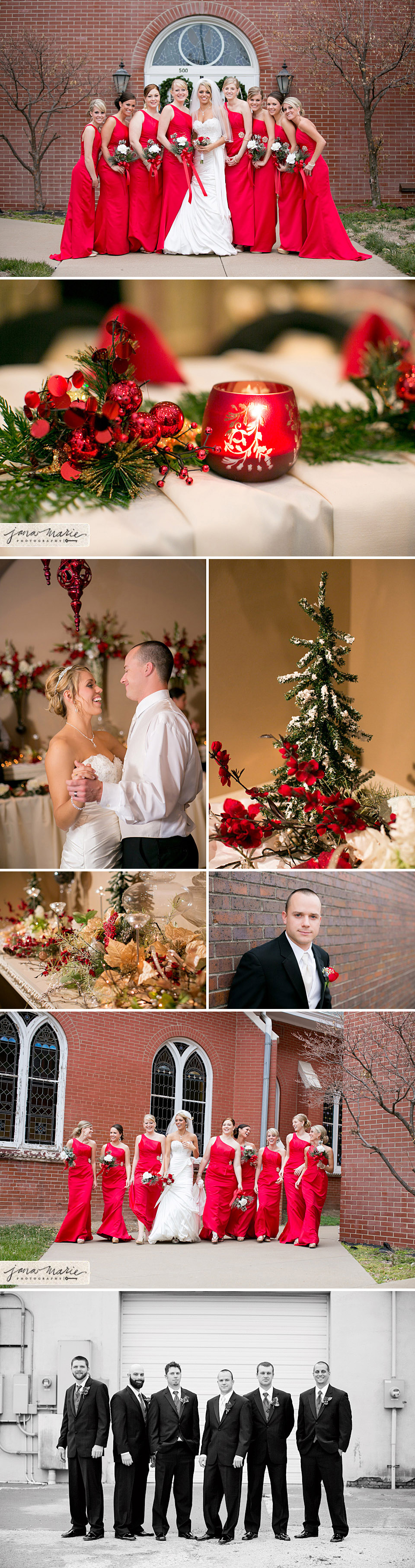 First dance, couples, groom, Winter wedding ideas, KC venues, Jana Marie Photography