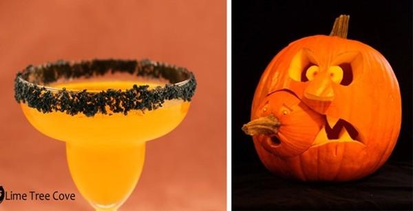 Sê-ri những ý tưởng siêu độc nhân dịp Halloween 10