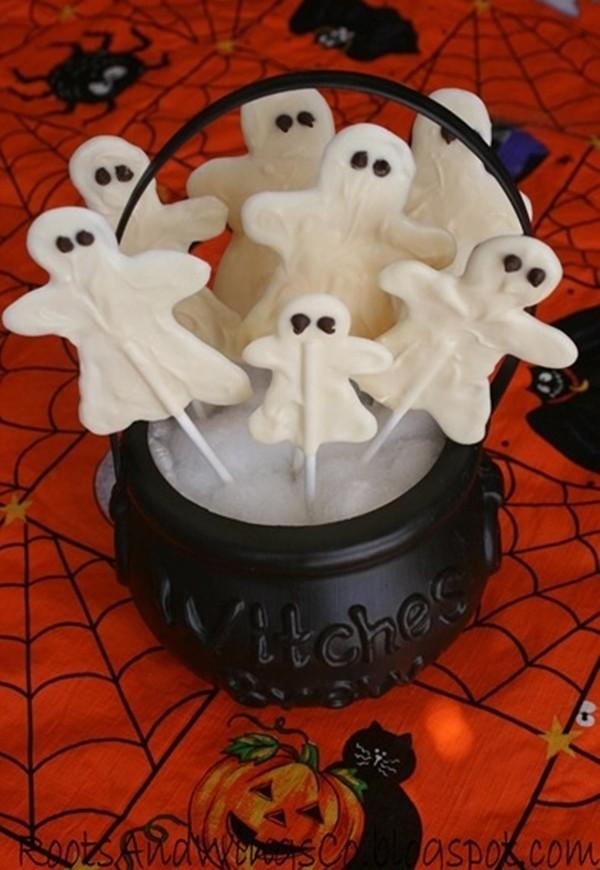 Sê-ri những ý tưởng siêu độc nhân dịp Halloween 4