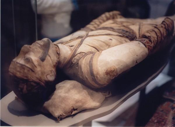 Bí ẩn hiện tượng xác chết không phân hủy 2