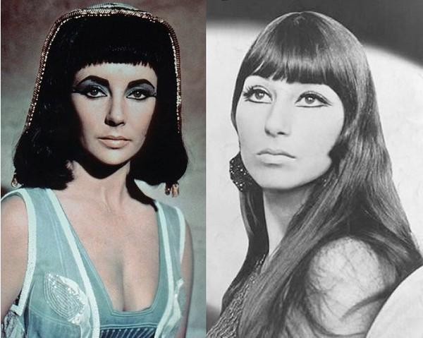 Sao Việt đưa trào lưu tóc Cleopatra trở lại 1