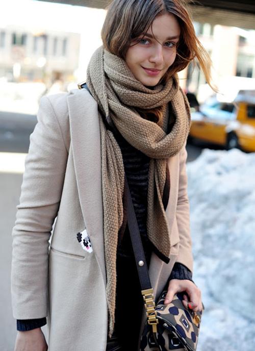 6 tip đơn giản để mùa đông vừa ấm vừa chất 15
