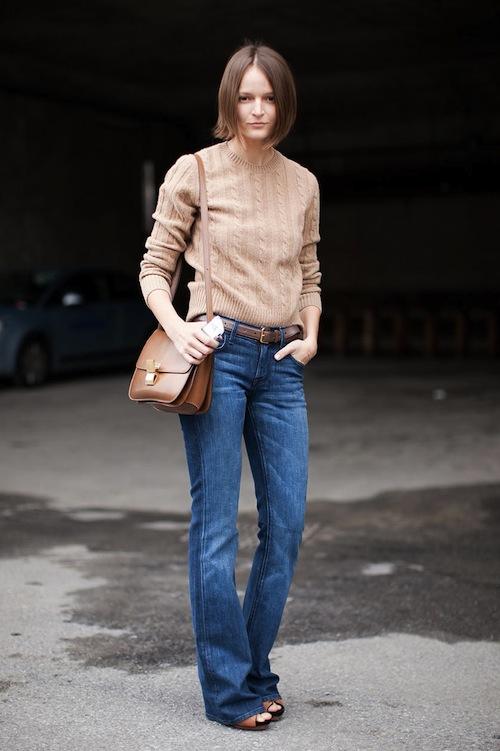 Chọn quần jeans hợp với từng độ tuổi 10