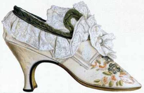 10 kiểu giày kỳ quái trong lịch sử thời trang - 3