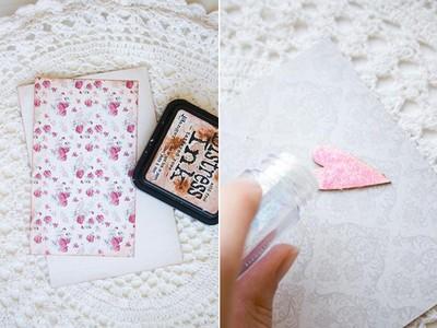 2 cách làm thiệp dễ dàng và đáng yêu cho ngày Valentine 6