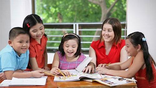 Chiến lược giúp trẻ học tiếng Anh hiệu quả