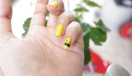 Vẽ những kiểu nail ngộ nghĩnh, đáng yêu - 10