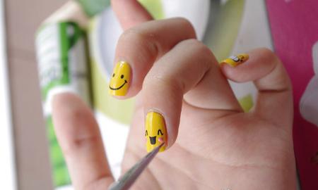 Vẽ những kiểu nail ngộ nghĩnh, đáng yêu - 14