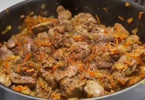 Pate gan gà tự làm thơm ngon bổ dưỡng 5
