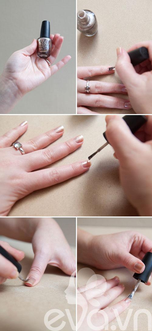 Cận cảnh 7 bước cho bộ nail xinh đẹp - 13