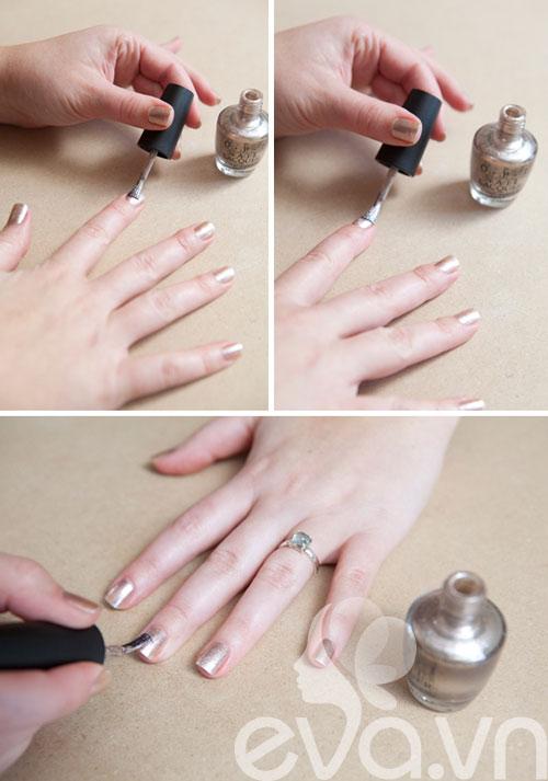 Cận cảnh 7 bước cho bộ nail xinh đẹp - 14