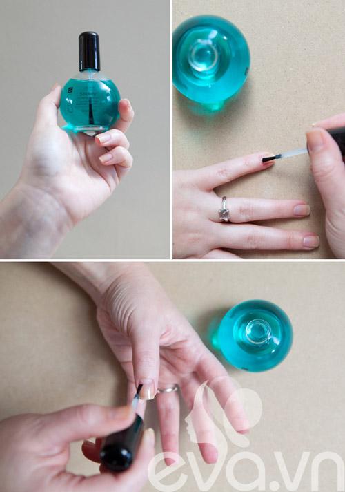 Cận cảnh 7 bước cho bộ nail xinh đẹp - 12