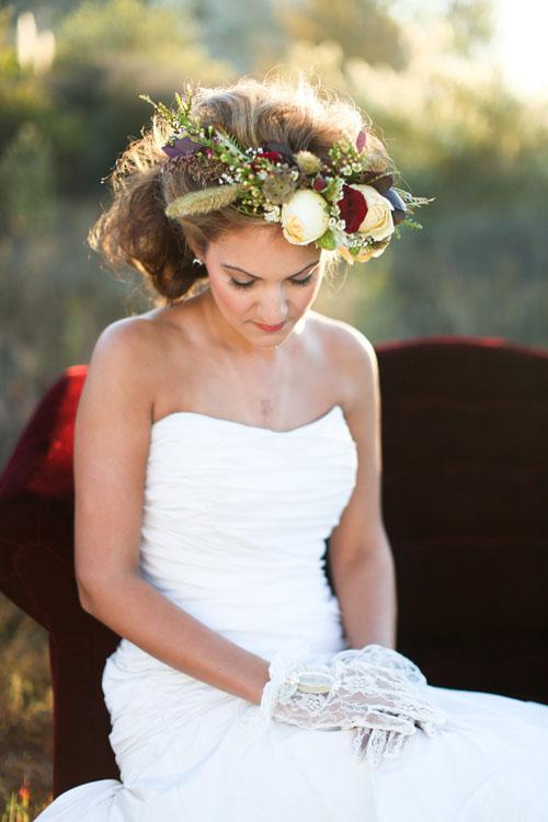 Găng tay ren tinh tế, thanh lịch cho cô dâu - 9