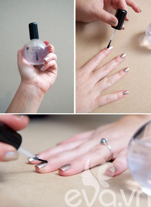 Cận cảnh 7 bước cho bộ nail xinh đẹp - 15