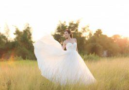 """Ngắm vẻ đẹp """"mùa thu tỏa nắng"""" của cô dâu Trúc Diễm"""