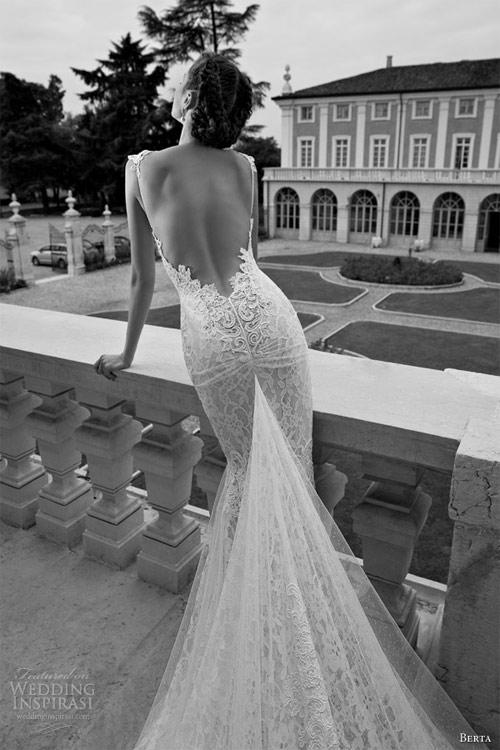 Váy cưới dành riêng cho cô dâu nóng bỏng - 18
