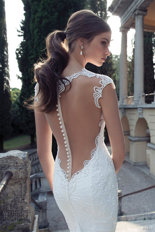 Váy cưới dành riêng cho cô dâu nóng bỏng - 16