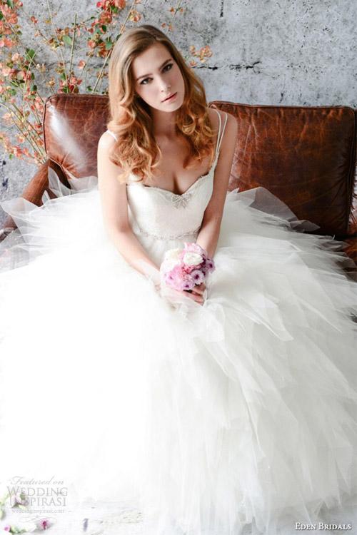 Váy cưới dành riêng cho cô dâu nóng bỏng - 4