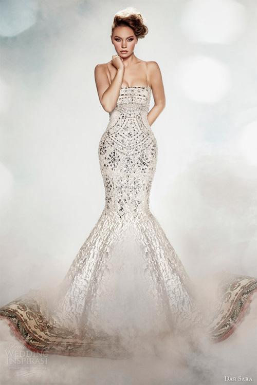 Váy cưới dành riêng cho cô dâu nóng bỏng - 3