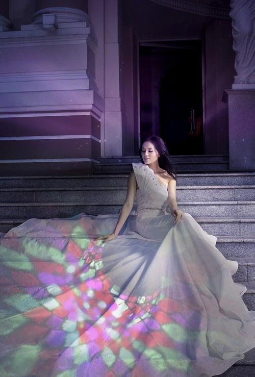 Áo cưới lộng lẫy cho nàng dâu trẻ - 9