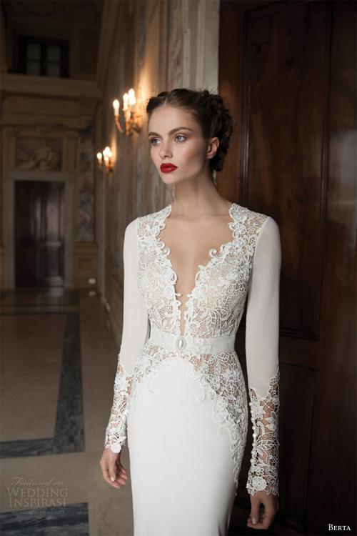 Váy cưới dành riêng cho cô dâu nóng bỏng - 15