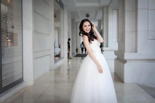 Áo cưới lộng lẫy cho nàng dâu trẻ - 3