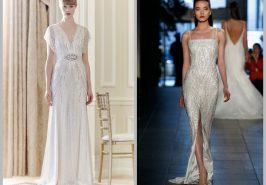 Xu hướng váy cưới hè 2014