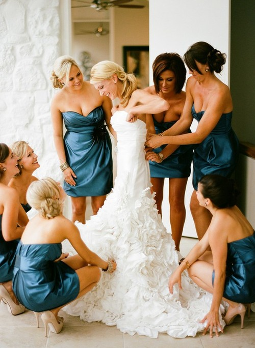 7 tiêu chí giúp cô dâu chọn được chiếc váy cưới hoàn hảo 3