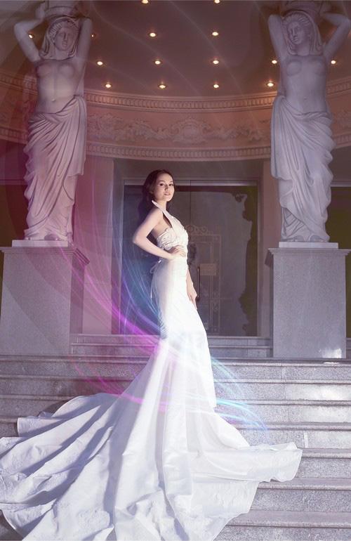 Áo cưới lộng lẫy cho nàng dâu trẻ - 10