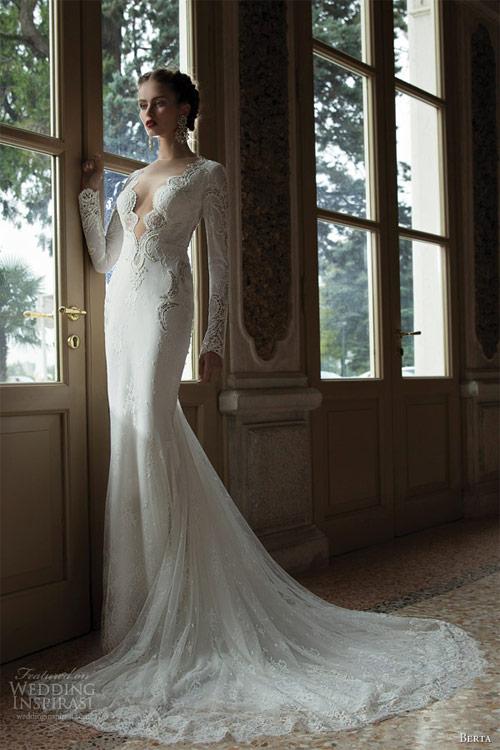 Váy cưới dành riêng cho cô dâu nóng bỏng - 12