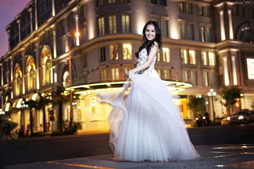 Áo cưới lộng lẫy cho nàng dâu trẻ - 7