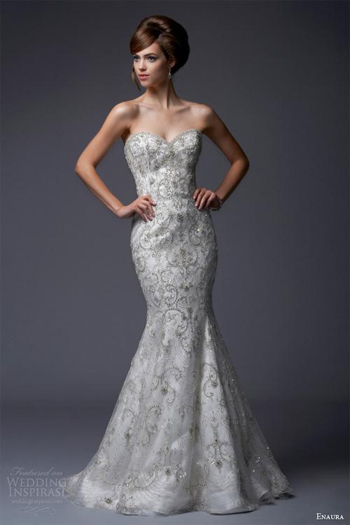 Váy cưới dành riêng cho cô dâu nóng bỏng - 7