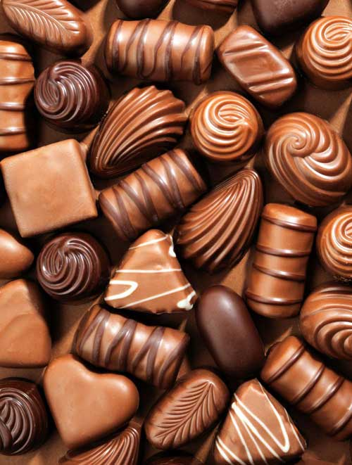 Bầu ăn socola đen để con hay cười - 1
