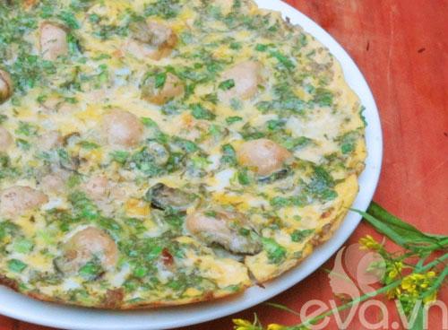 Hàu tráng trứng thơm ngon, bổ dưỡng - 7