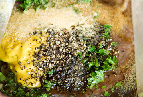 Bò nướng bít tết thơm lừng - 3
