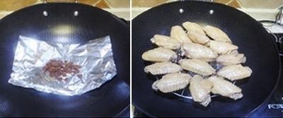 Cánh gà hun khói thơm nức cho bữa cơm ngày mưa 11