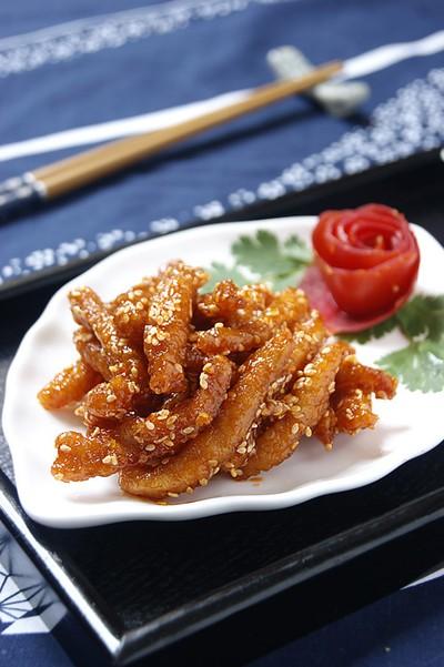 Thịt heo tẩm vừng thơm ngon vui miệng 15