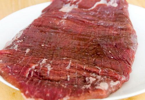 Bò nướng bít tết thơm lừng - 2
