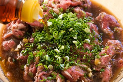 Món thịt bò nướng kiểu Hàn - 7